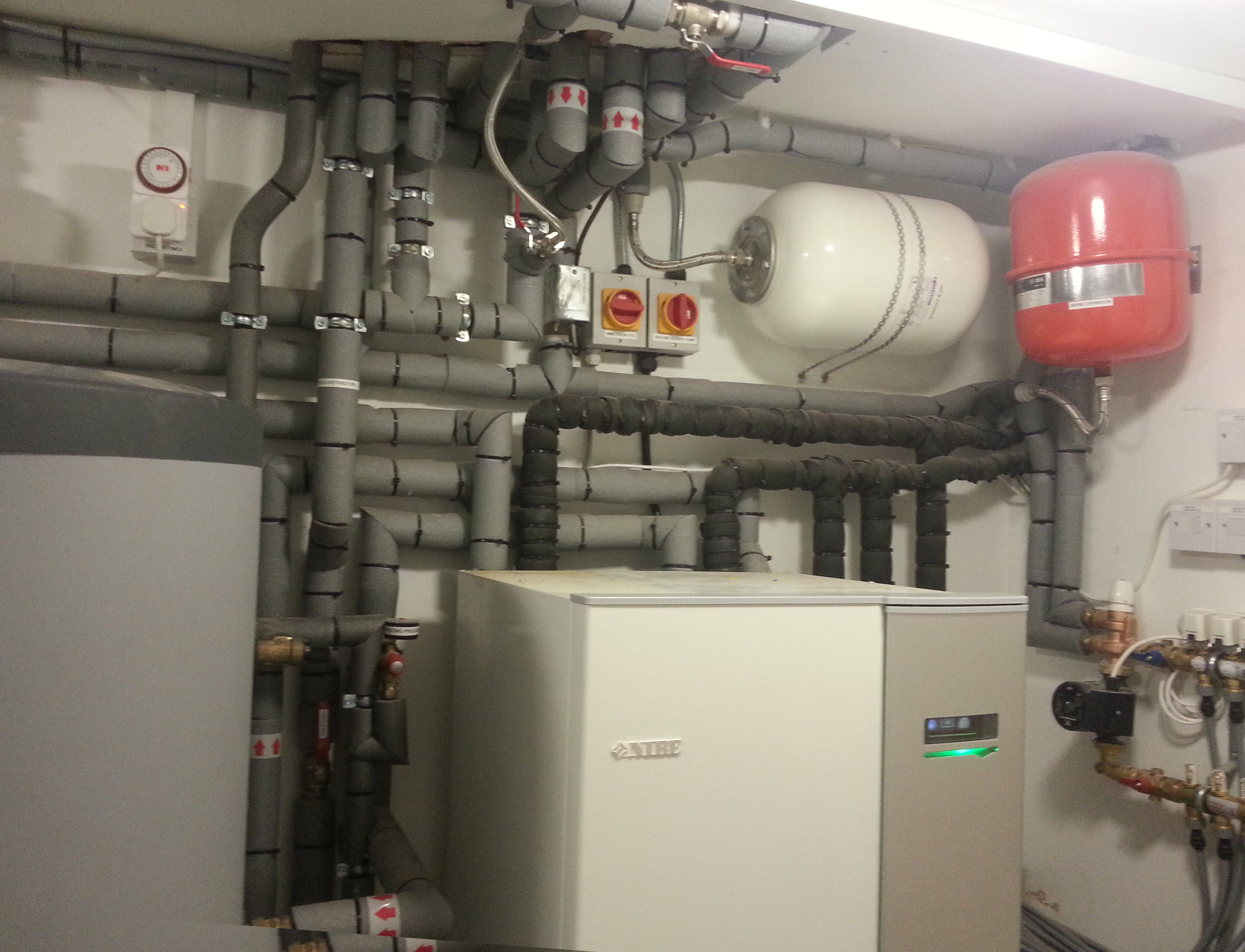Ground Source Heat Pumps Ground Source Heat Pump