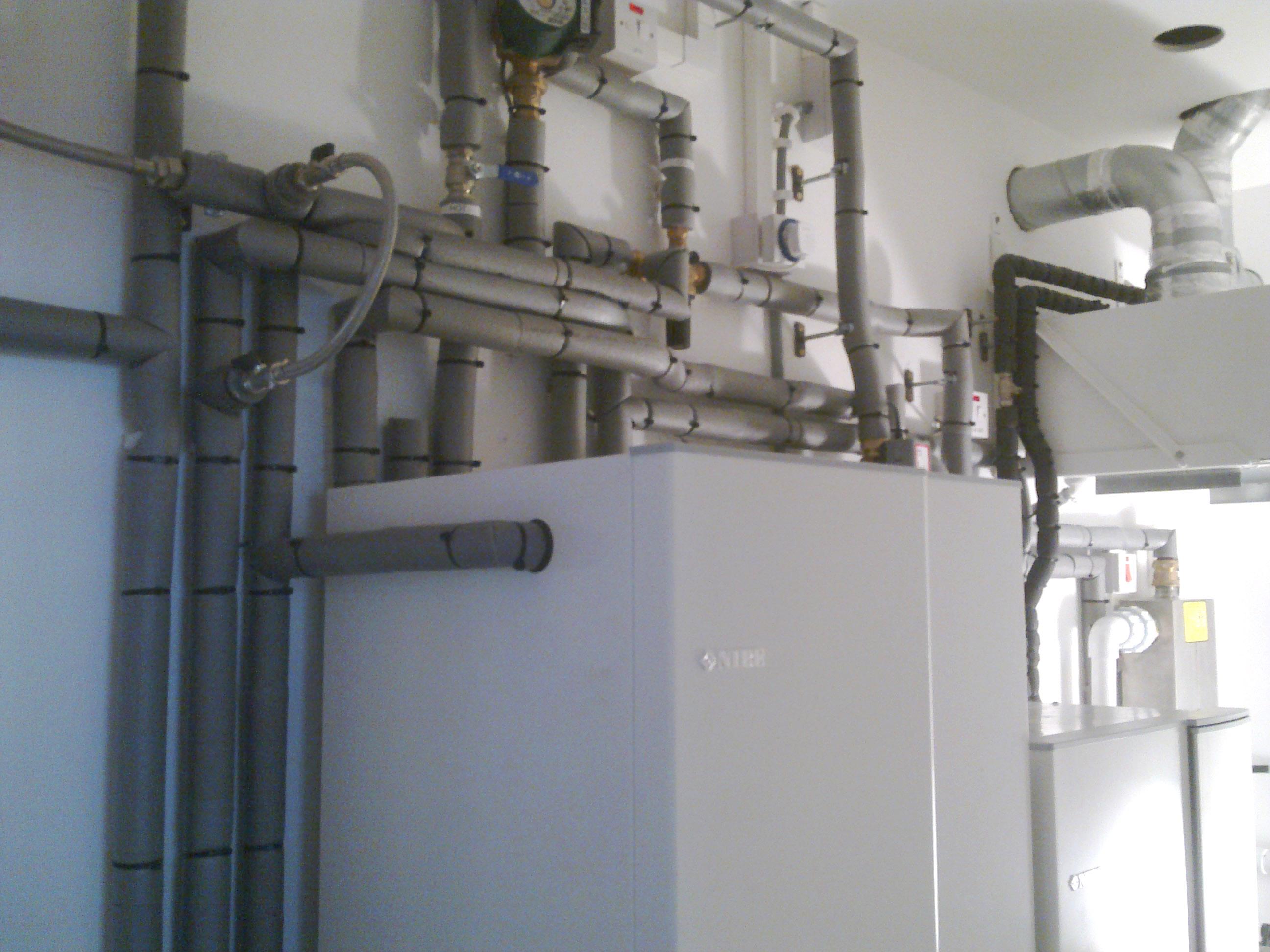 Ground Source Heat Pumps Ground Source Heat Pump